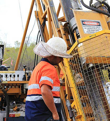 contact wda drilling services wa